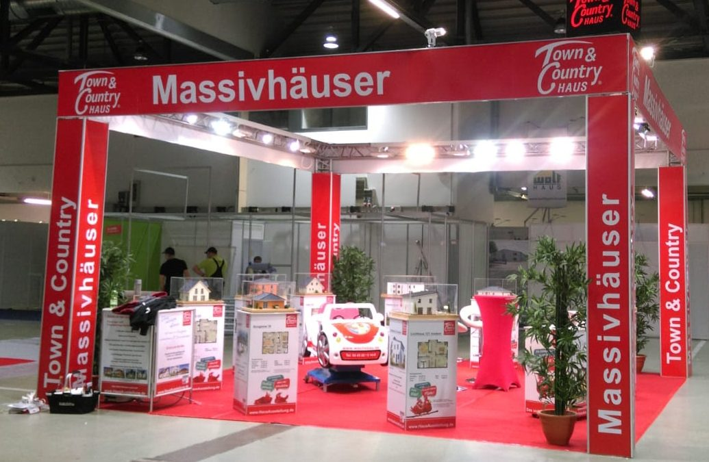 Messe Haus 2019 in Dresden