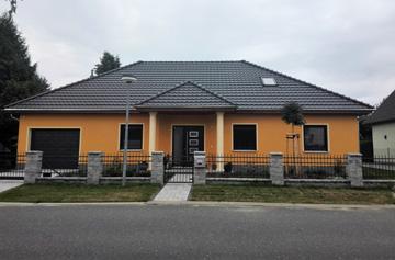 Musterhaus in Bischofswerda