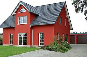 Musterhaus in Großharthau