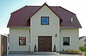 Musterhaus in Radeberg