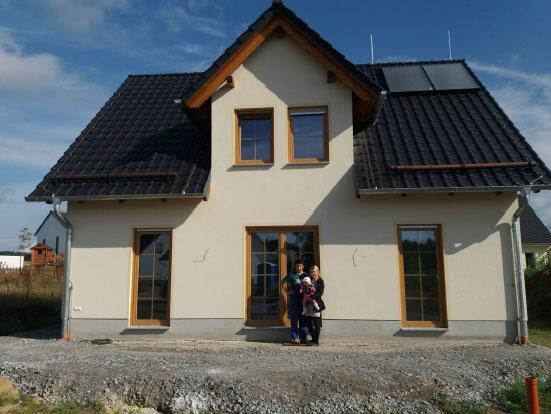 2 - Familie Sachse/Zschiedrich