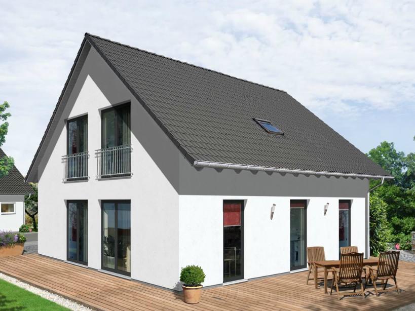Rohbaubesichtigung Haus Bodensee in 01465 Langebrück
