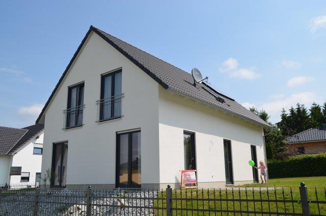Musterhaus in Hermsdorf jeden Mittwoch von 16-18 Uhr