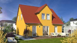 HouseImage Garten 300x169 - 18.07.2021 - Rohbaubesichtigung Flair 125 in 01906 Burkau
