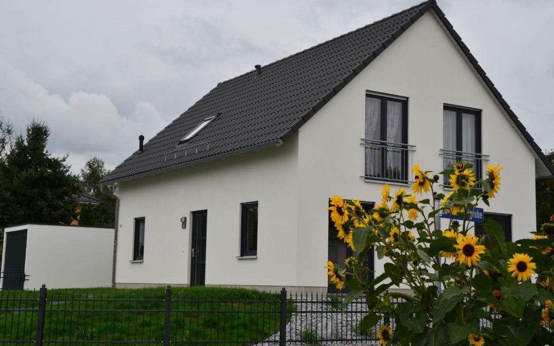 Musterhaus Massivhaus Bodensee in Ottendorf-Okrilla